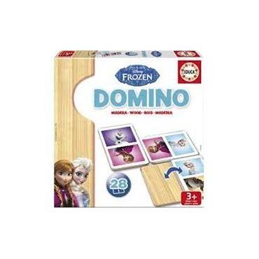 DOMINO FROZEN 28 PCS 16255 EDUCA