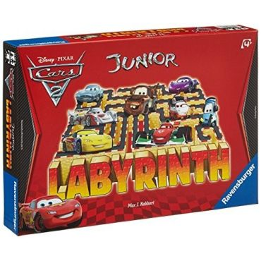 LABYRINTHE JUNIOR CARS 22135 RAVENSBURGER