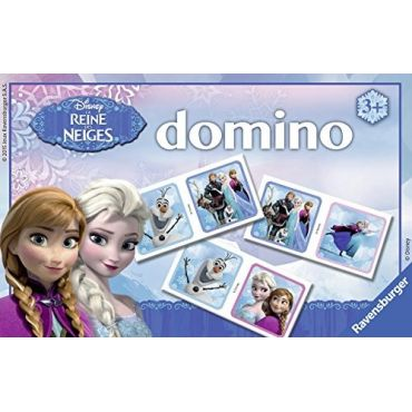 DOMINO LA REINE DES NEIGES RAVENSBURGER 24002