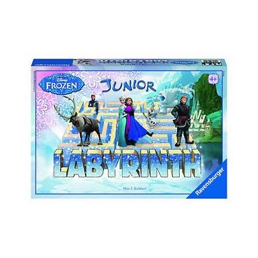 LABYRINTHE JUNIOR REINE DES NEIGES RAVEN 22314