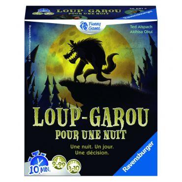 LOUP GAROU POUR UNE NUIT RAVENSBURGER 26681