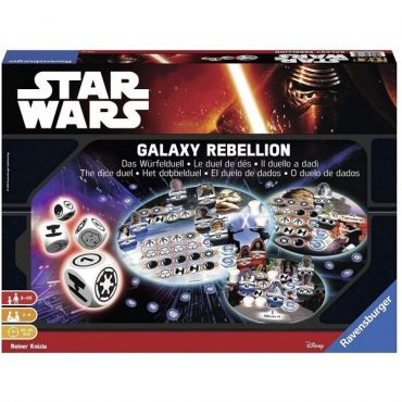SW DICE BATTLE GAME RAVENSBURGER 26665